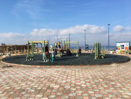 Lapseki Belediyesi çocuk aktivite merkezi