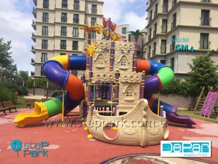 Gemi Oyun Parkı Rings İstanbul