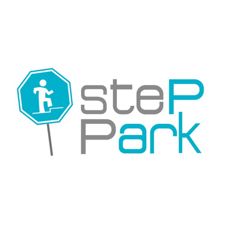Steppark Logo