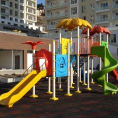 Metal Plastik Oyun Parkları