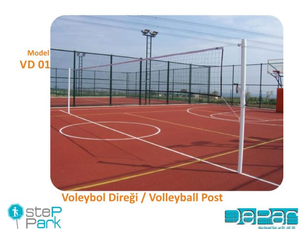 VOLEYBOL DİREĞİ – VOLLEYBALL POST