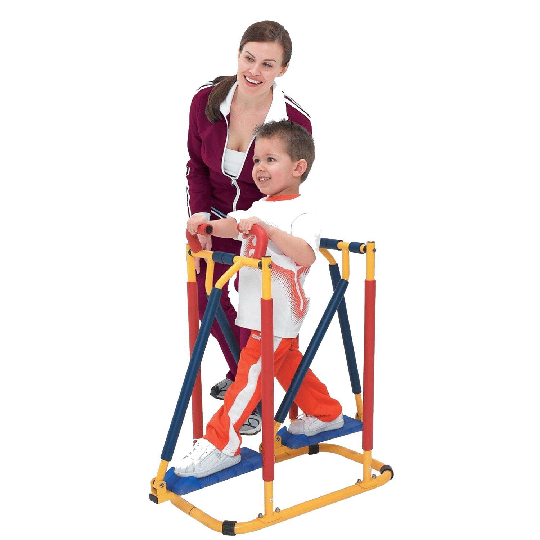 çocuk fitness uzay yürüyüş aleti