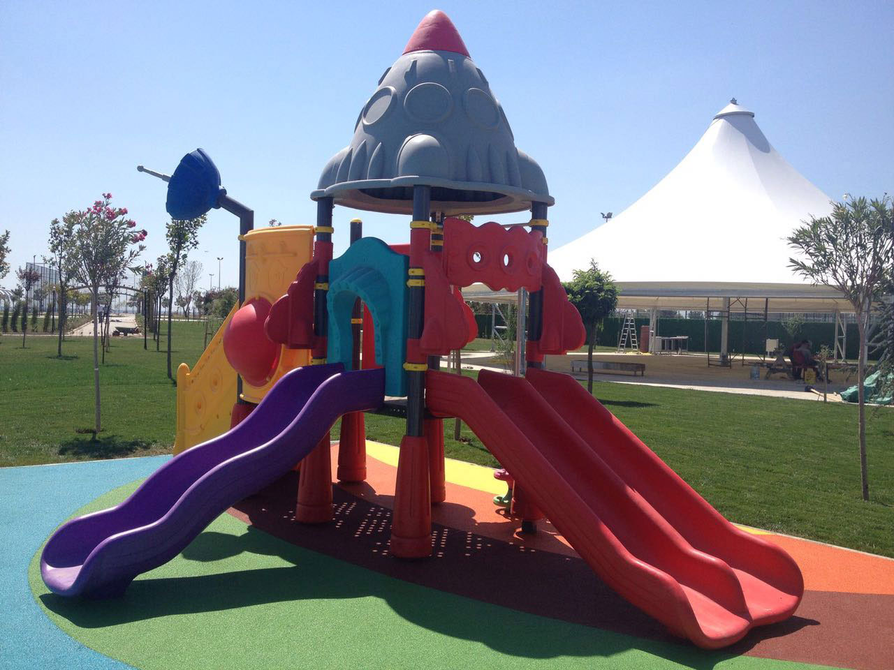 Uzay Oyun Parkı