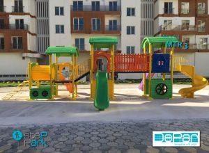 Tren Çocuk Oyun Alanı