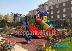 aslandağ kartal life projesi metal oyun parkı