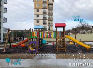 edirne ulusoy yapı çocuk parkı